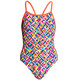 Funkita Single Strap One Piece Swimsuit Girls Flash Bomb